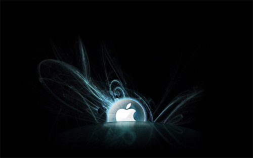 dash apple wallpaper