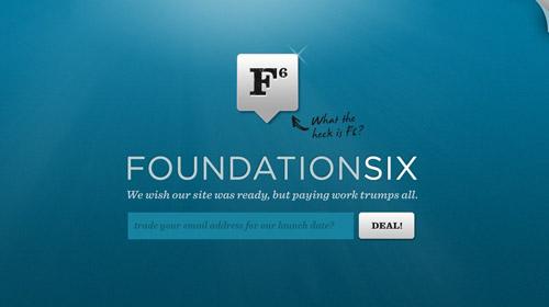 foundationsix