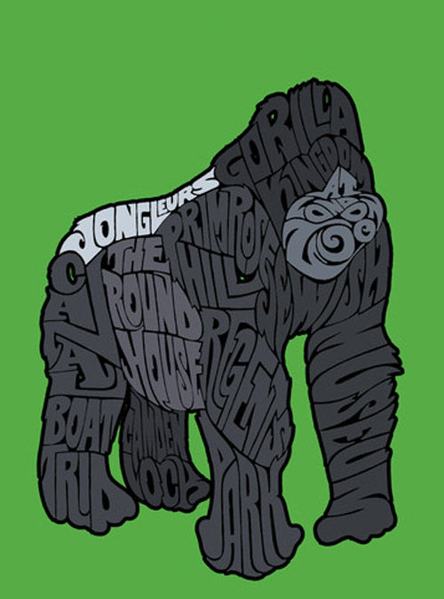 london gorilla