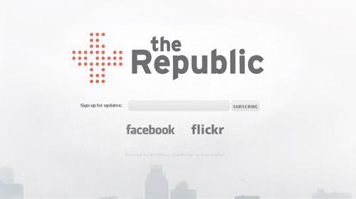 we are the republic