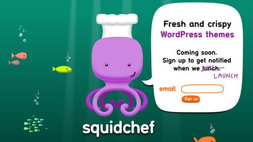 squid chef