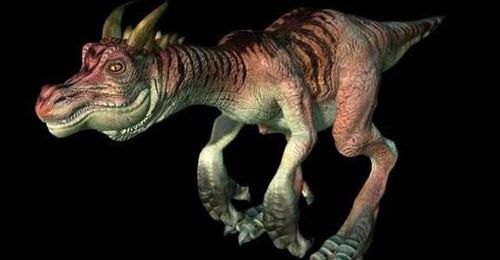 dragon texture maya