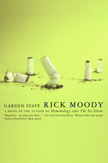 Beautiful Book Covers - Garden State