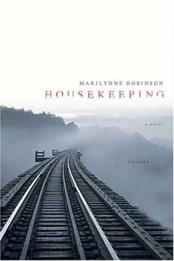 Beautiful Book Covers - Housekeeping