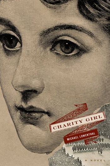 Beautiful Book Covers - The Charity Girl