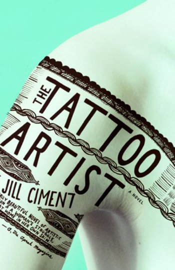 Beautiful Book Covers - The Tattoo Artist