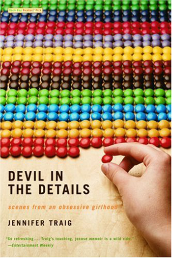 Beautiful Book Covers - Devil in Details