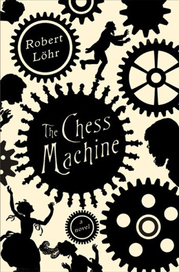 Beautiful Book Covers - The Chess Machine