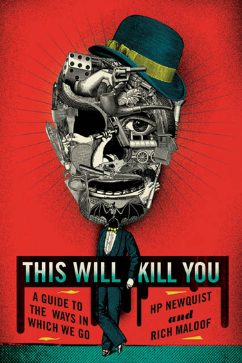 Beautiful Book Covers - This Will kill You