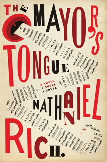 Beautiful Book Covers - The Mayor's Tongue