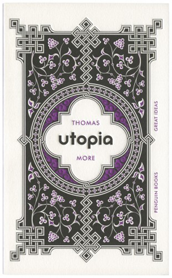 Beautiful Book Covers - Utopia