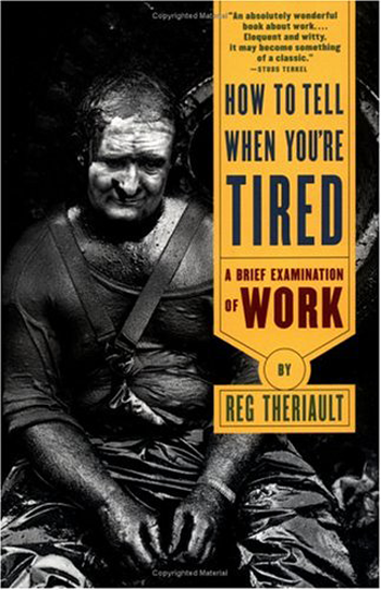 Beautiful Book Covers - How to Tell When You're Tired