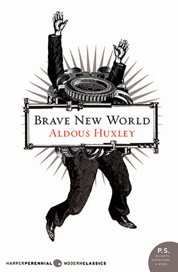 Beautiful Book Covers - Brave New World