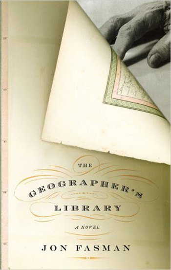 Beautiful Book Covers - The Geographer's Library