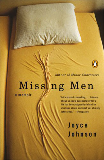 Beautiful Book Covers - Missing Men
