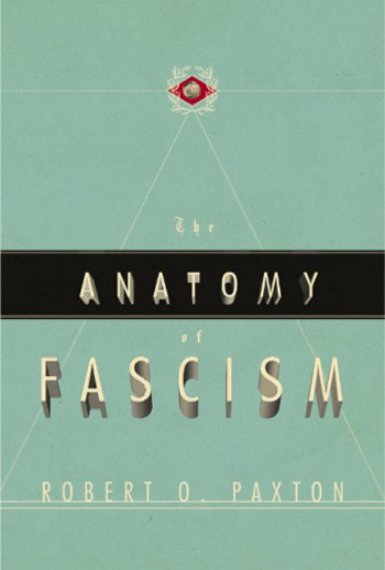 Beautiful Book Covers - The Anatomy of Fascisim