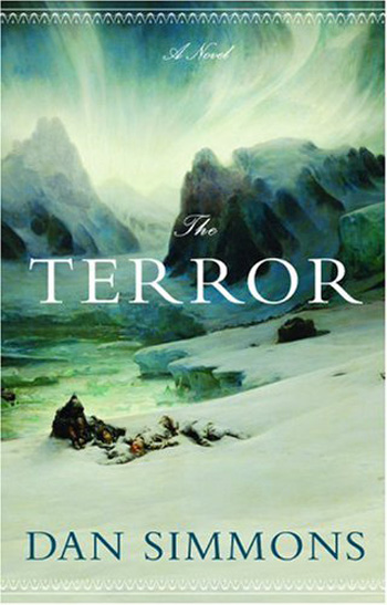Beautiful Book Covers - The Terror