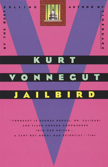 Beautiful Book Covers - Jailbird