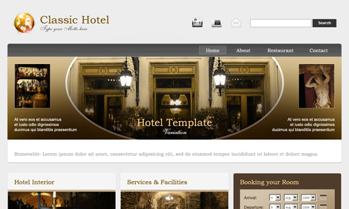 Corporate WordPress Themes - Universal Business