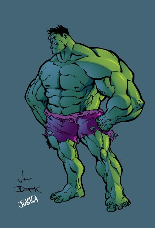 hulk sweet