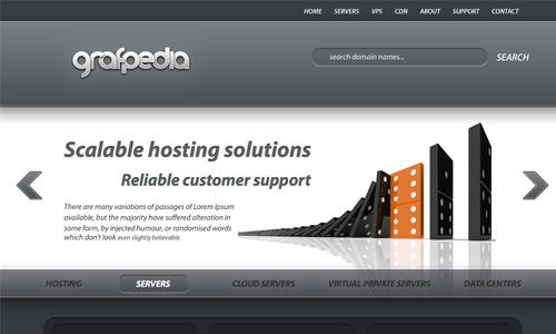 web hosting layout tutorial