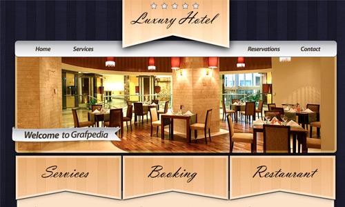 hotels restaurants layout design tutorial