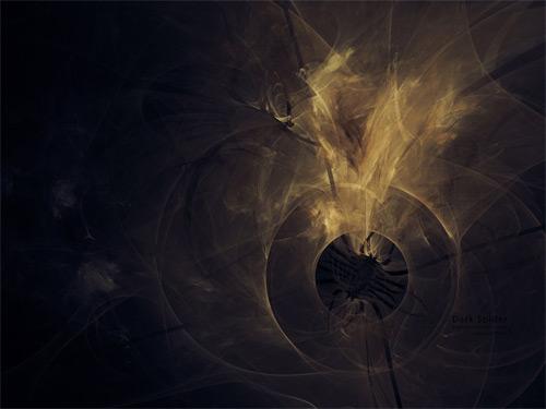 dark spider wallpaper