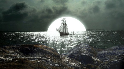 sea ship manipulation