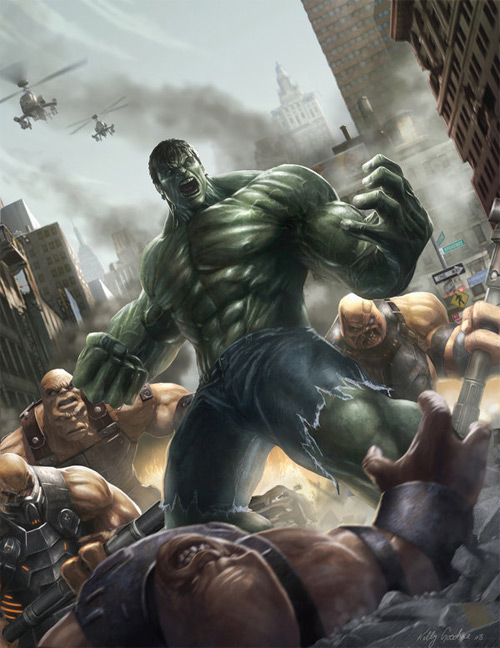 hulk cover art