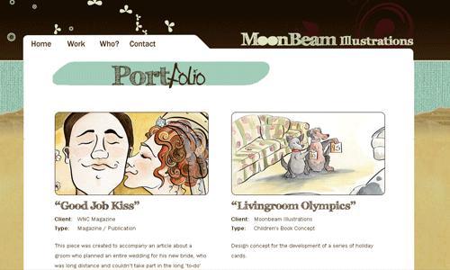 moonbeamillustrations