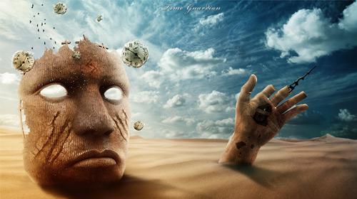 desert manipulation