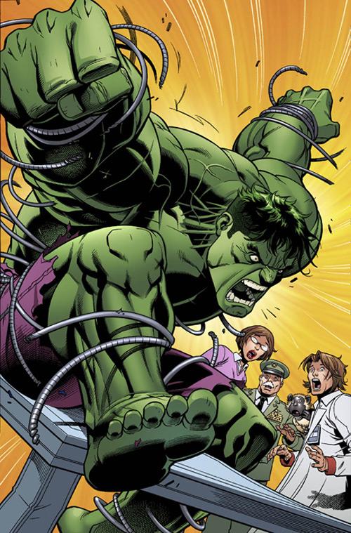 hulk set