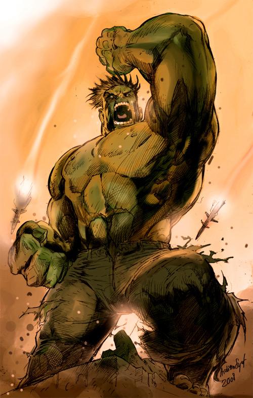 the huge hulk