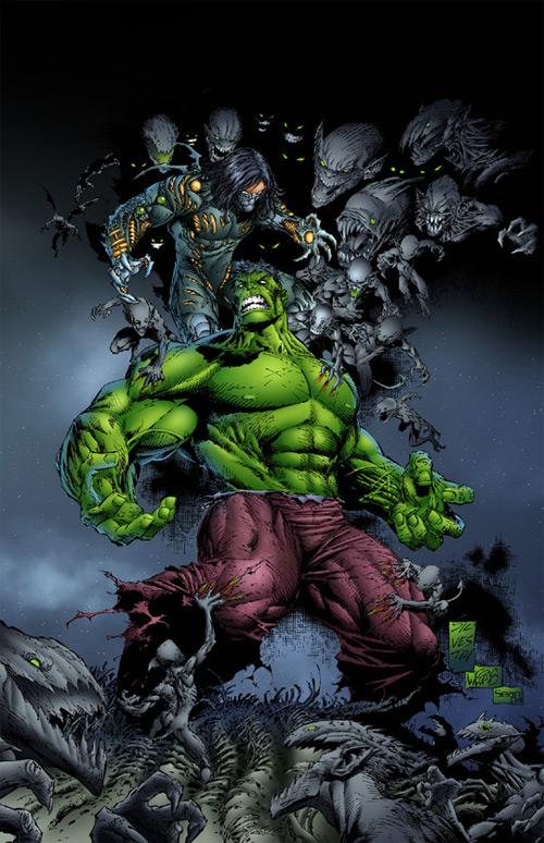 darkness hulk