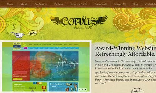 Corvus Design Studio