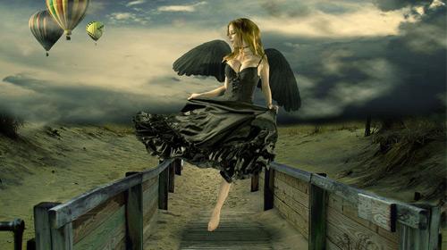fallen angel manipulation