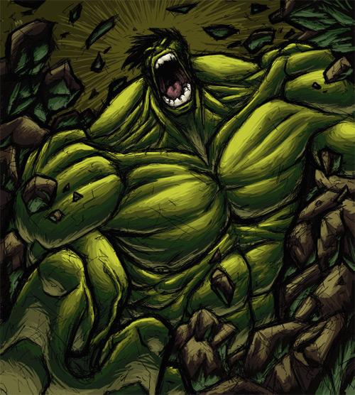 the hulk fan