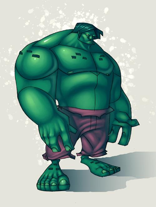 kick ass hulk