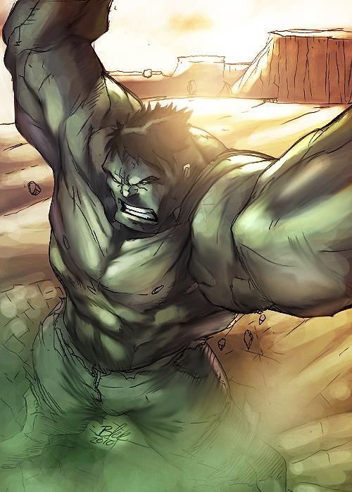 hulk wide