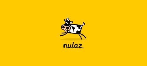 pretty animal logo design