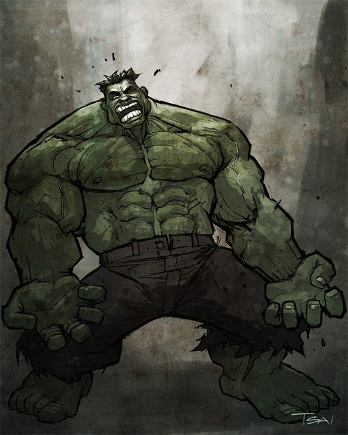 hulk awesome