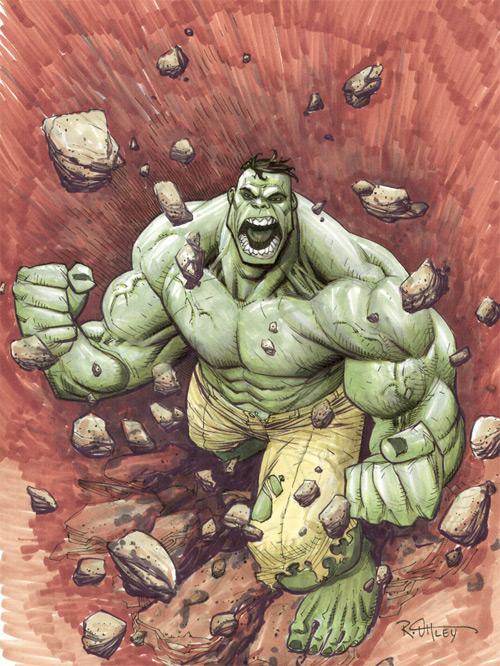 thanks hulk