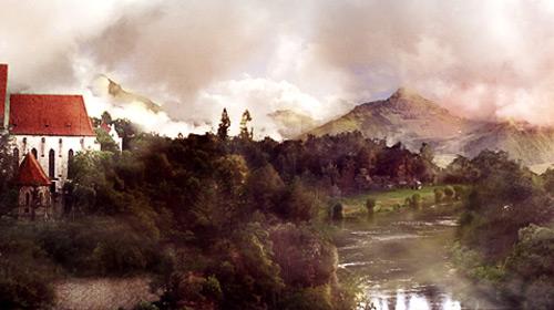 panorama photo manipulation