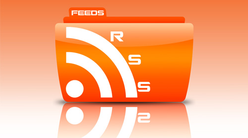 colourflow : rss feeds icon