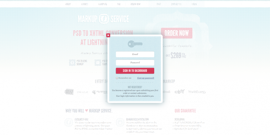 26-Convert PSD to HTML   CSS  PSD to XHTML slicing service. Design to HTML   CSS conversion online