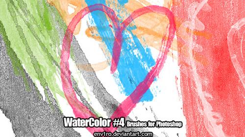 watercolor brush pack
