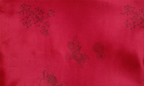 textures: fabric