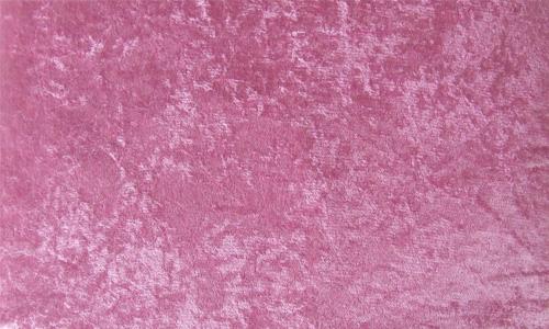 pink crushed velvet texture