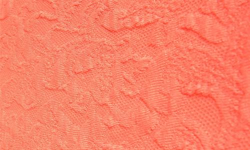 textured tangerine