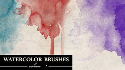 WG watercolor brushes